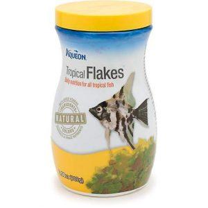 Aqueon Tropical Flakes, 3.59 oz.