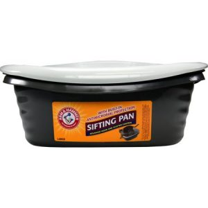 Arm & Hammer Large Sifting Cat Litter Box