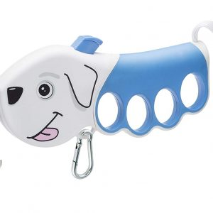 Brolly – Retractable Dog Leash (10 ft Tape) with Unique Cushioned Grip for Dogs up to 50 lbs
