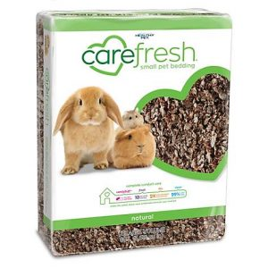 Carefresh Natural Small Pet Bedding, 60 liters