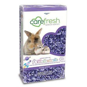 Carefresh Purple Galaxy Small Pet Bedding, 23 Lite