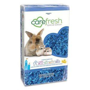Carefresh Royal Blue Small Pet Bedding, 23 Liter