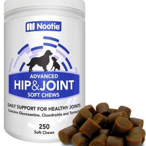 Glucosamine Chondroitin for Dogs – 250 Training Size Dog Treats