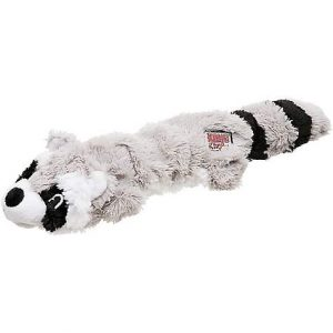 KONG Scrunch Knots Raccoon, Large