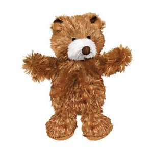 KONG Teddy Bear Dog Toy, X-Small