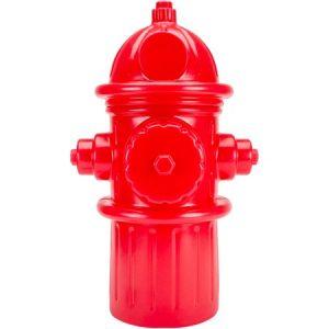 Lifesize Replica Plastic Fire Hydrant