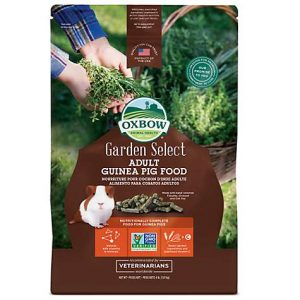 Oxbow Garden Select Fortified Food for Guinea Pigs