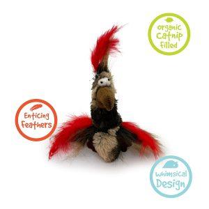 Pet Craft Supply Co. Kitty Condor Crazy Catnip Cuddler
