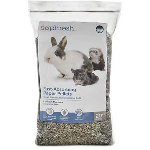 So Phresh Paper Pellet Small Animal Litter, 20 lbs.