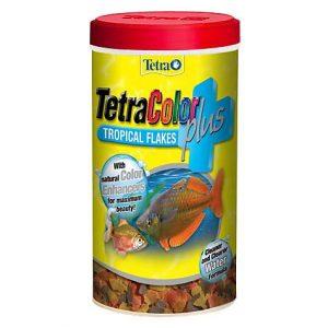TetraColor Plus Tropical Flakes, 7.06 oz.